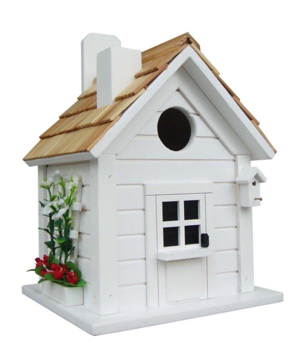 Mineola Cottage: Trellis Cottage Birdhouse
